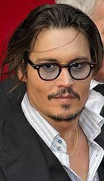 """John Christopher """"Johnny"""" Depp II (born June9, 1963) is an American actor, producer and musician. He has won the Golden Globe Award and Screen Actors Guild award for Best Actor. Depp rose to prominence on the 1980s television series 21 Jump Street, becoming a teen idol. Dissatisfied with that status, Depp turned to film for more challenging roles; he played the title character of Edward Scissorhands (1990). Depp has an amazing career, that only keeps growing."""