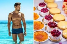 Build the Perfect Man and We'll Guess Your Favorite Dessert - Because all good things in life should come with dessert. - Quiz