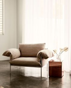 26916e450dc Stylist Sarah Ellison s debut furniture collection