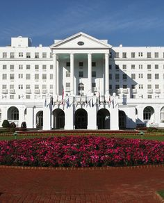 Secret entrances and exits and an underground bunker; lemme at it // The Greenbrier in White Sulphur Springs, WV