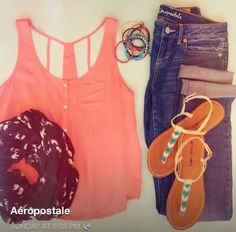 Aeropostale = cute!
