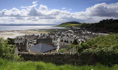 The village of Avoch on Avoch Bay, the Black Isle North Highlands, Scottish Highlands, Scottish Bagpipes, Fishing Villages, Travel Information, Small Towns, Scotland, Dolores Park, Things To Do