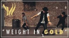 """Vinh Nguyen choreography   """"Weight In Gold"""" by Gallant   @v1nh #DanceonGold @SoGallant @sweaterbeats - YouTube"""