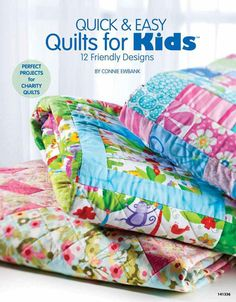 Quick and Easy Quilts for Kids book by GabbysQuiltsNSupply on Etsy, $9.95