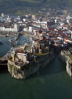 Castro Urdiales - Bay of Biscay, Spain