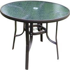 Záhradný nábytok - záhradné stoly a stoličky. V ponuke má produkty ako záhradná lavička, stôl, lehátko a ratanový, drevený nábytok na záhradu alebo terasu. Záhradné sedenie na balkóne alebo terase vyriešite z pohodlia domova. Outdoor Furniture, Outdoor Decor, Table, Home Decor, Decoration Home, Room Decor, Tables, Home Interior Design, Desk