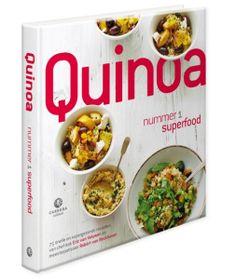 QUINOA het kookboek
