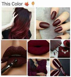 Trendy Ideas For Wedding Makeup Dark Skin Red Lips - Wedding Makeup Glam Beauty Make-up, Fashion Beauty, Beauty Hacks, Hair Beauty, Red Fashion, Fall Fashion, Maquillage Kylie Jenner, Makeup Tips, Eye Makeup