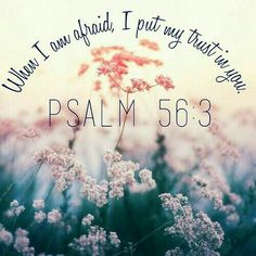 PSALM 563 I WILL DO THIS MY BELOVED