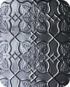 Pressed metal panels for ceilings, feature walls & splashbacks. Ico Traders is the agent for PRESSED TIN PANELS, South Island, New Zealand. Pub Design, Shed Design, Christchurch New Zealand, Pressed Metal, Powder Coat Colors, Tin Walls, Barbie, Metal Panels, Design Elements