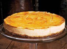 Pumpkin Cheesecake from Bon Appetit