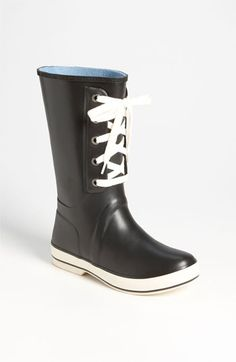 Sperry Top-Sider® 'Rain Storm' Rain Boot (Women) (Online Exclusive) available at #Nordstrom