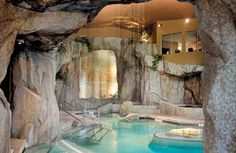 A Literal Cave | 32 Things You Need In Your Man Cave