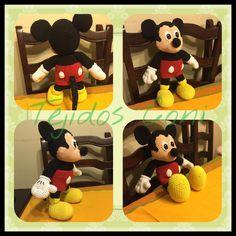 Amigurumi - Mickey Mouse