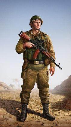 Soviet Infantry, Afghanistan - pin by Paolo Marzioli Military Army, Military History, Military Soldier, Military Uniforms, Mighty Power Rangers, Military Drawings, Soviet Army, Afghanistan War, Military Pictures