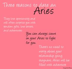 Leo man dating an aries woman Aries Zodiac Facts, Aries Astrology, Aries Sign, Aries Horoscope, Zodiac Quotes, Aries Compatibility, Aries Woman Quotes, Aries Personality, Aries Love
