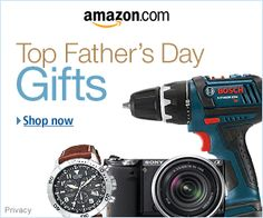 """Amazon has put together a selection of Father's Day Gifts.   You need to click """"Continue to Link"""" to get through the pinterest warning to get to the right place in amazon. Pretty cool selection for last minute gifts!!"""