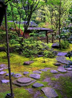 Zen Garden Walking Meditation