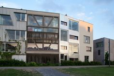 Townhouses by XTH-berlin | iGNANT.de