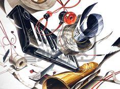 Illustration, Design, Art, Illustrations