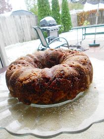 Culinary Couture: Apple Cake