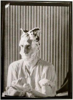 Marcel Duchamp, Paris (1921) by Man Ray.