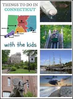 Family travel: things to do in Connecticut with the kids