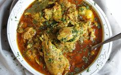 Galinhada: Brazilian Chicken Stew - The Amazing Flavours of Brazil