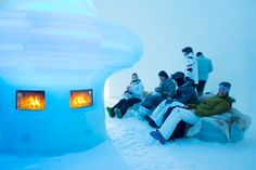 Ice  Camp Kitzsteinhorn – Eine faszinierende Welt aus Eis und Schnee Austria Winter, Zell Am See, Visit Austria, Here Goes, Central Europe, Winter Fun, Wonderful Places, Snow, Vacation