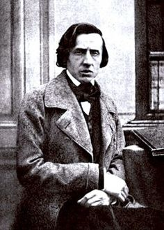 only known photograph of Frederick Chopin