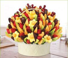 Larger Fruit Centrepiece