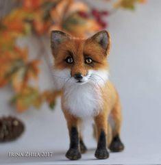 Fox By Irina Zhila - Bear Pile
