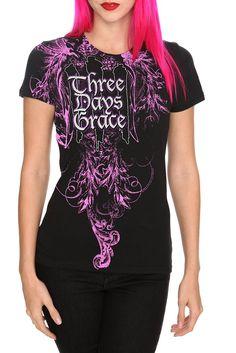 Three Days Grace<3