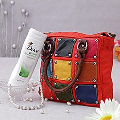 Bag and Body Lotion Combo