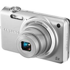 Samsung ST65 14.2 MP Silver Compact Digital Camera