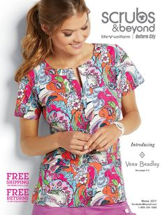 7c2fe27eae1 Get the latest scrubs and uniform catalog by Scrubs and Beyond. Discover  the latest scrub fashions and accessories for nurses and medical  professionals.