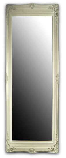 Vintage Bevelled Framed Mirror