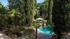 La Villa du Pigonnet | Hôtel Le Pigonnet Aix En Provence, Heated Pool, 5 Star Hotels, State Art, Villa, Spa, Plants, Gardens, Vanity Tray