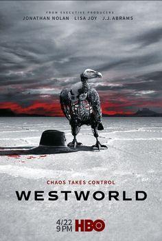 HBO has released a new Westworld Season 2 trailer; the upcoming season stars Evan Rachel Wood, Thandie Newton, Ed Harris, and James Marsden. Westworld Hbo, Westworld Season 1, Westworld Tv Series, Westworld 2016, Dolores Westworld, Tv Series 2016, Posters, Music, Dominatrix