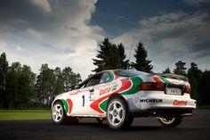 1990 Toyota Celica rally