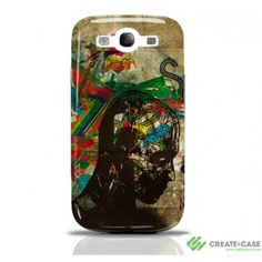 """Creative Procrastination"" - Artist Designed Samsung Galaxy S3 Case"