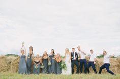 Natural Rustic Makojalo Op-Stal Wedding by Carolien & Ben Photography {Cristi & Jason} Bridesmaid Dresses, Wedding Dresses, Rustic Wedding, Construction, Weddings, Natural, Board, Pretty, Photography
