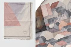 cosmic wonder silk scarf at maryam nassir zadeh and saturno casas scarf in brick…