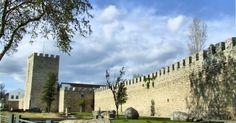 Muralhas de Évora em Évora #viagem #lisboa #portugal