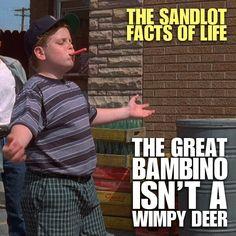 #TheSandlot - Hamilton 'Ham' Porter