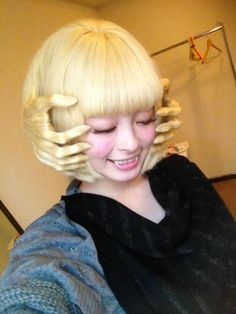 34 Outrageous Hairstyles That Choose You