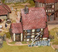 Warhammer Fantasy Village