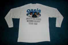 VINTAGE-OASIS-1996-WHAT-THE-STORY-MORNING-GLORY-MAINE-ROAD-TOUR-CONCERT-T-SHIRT