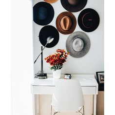 Because everyone needs a wall of hats in their room, right?! (pssst, our newsletter subscribers got this stock photo (& tons more) last week FO FREE. Did you miss out? Sign up for this week's freebies!) #stockthatrocks #blo