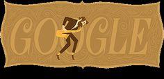 Adolphe Sax - 201. rocznica urodzin #GoogleDoodle